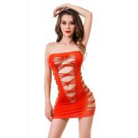 Обольстительное платье-сетка Joli Bondi