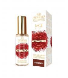 Освежитель воздуха с феромонами и ароматом шоколада - 30 мл.