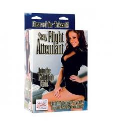 Надувная секс-кукла лётчица Sexy Flight Attendant Love Doll