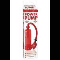 Мужская помпа Beginner s Power Pump красного цвета