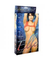 Надувная женщина-кукла Elle