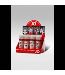 Ароматизированный лубрикант JO Flavored Cherry - 30 мл.
