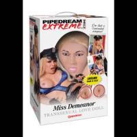 Кукла надувная PDX Dollz Miss Demeanor с фаллосом