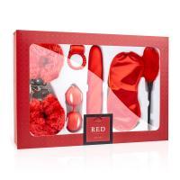 Эротический набор I Love Red Couples Box