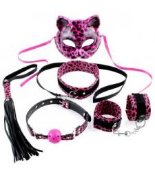 Набор для бондажа Kinky Kitty Kit