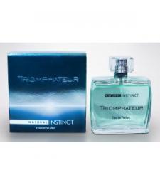 Мужская парфюмерная вода с феромонами Natural Instinct Triomphateur - 100 мл.