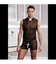 Мужской игровой костюм священника
