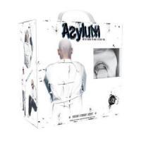Смирительная рубашка Asylum размера L-XL