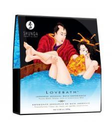Соль для ванны Lovebath Ocean temptation, превращающая воду в гель - 650 гр.