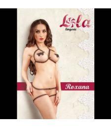 Комплект в стиле бурлеск Roxana