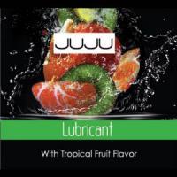 Пробник съедобного лубриканта JUJU с ароматом тропический фруктов - 3 мл.