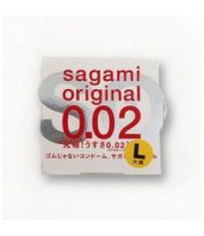 Презерватив Sagami Original L-size увеличенного размера - 1 шт.
