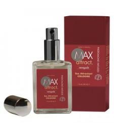Пряный мужской аромат с феромонами MAX Attract Renegade - 30 мл.