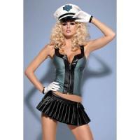 Игровой костюм полисвуман Police skirty set