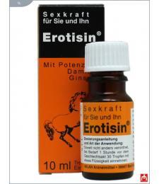 Средство для повышения сексуальной энергии EROTISIN - 10 мл.