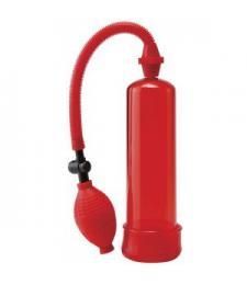 Красная вакуумная помпа Beginners Power Pump