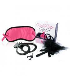 Любовный набор LoversPremium Tickle Me Gift Set
