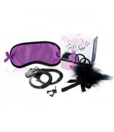 Любовный набор для пар LoversPremium Tickle Me Gift Set