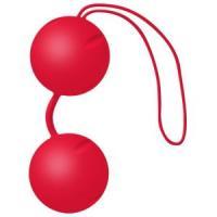 Красные вагинальные шарики Joyballs Trend