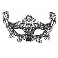 Нитяная маска в форме лисички