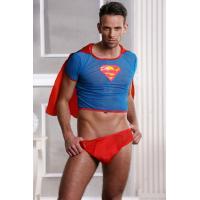 Мужской эротический костюм Супермена