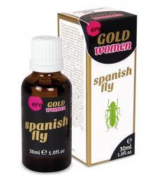 Капли для женщин Spanish Fly Gold Drops Strong Women - 30 мл.