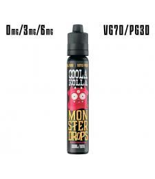 Жидкость для электронных сигарет COOLA KOLLA с никотином 3 мг/мл. - 30 мл.