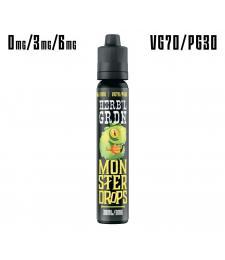 Жидкость для электронных сигарет HERB`L GRDN с никотином 3 мг/мл. - 30 мл.