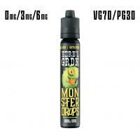 Жидкость для электронных сигарет HERB`L GRDN с никотином 6 мг/мл. - 30 мл.