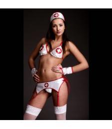 Игровой костюм соблазнительной медсестры